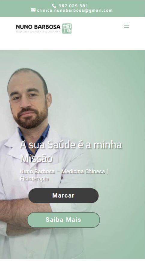 Nuno Barbosa - Seize Your Biz